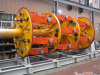 Planetary Type Wire and Cable Twisting Bunchine Coiling Machine