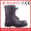 Black Steel Toe Cap Safety Shoes