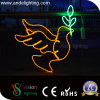 Professional Factory Hot Selling Good Quality Christmas 2D LED Street Pole Motif Light