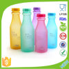 600ml Colorful Plastic Travel&Sport Water Tea Bottle Dn-073b