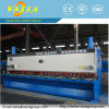Delem CNC Shearing Machine with Ball Screw and Linear Guide