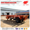 40 Tons Heavy Duty 20FT 40FT Container Skelecton Truck Trailer