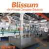 Glass Bottle Flavor Carbonated Drink Filling and Packing Line