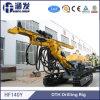 Hf140y Crawler Type DTH Hard Rock Drilling Rig