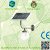 Solar LED Outdoor Lamp with Intelligent Light Control