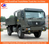 Sinotruk HOWO 4X4 All Wheel Drive Cargo Truck for Desert