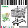 American Style Push Shopping Cart Trolleys