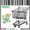 American Style Push Shopping Cart Trolleys