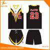 Healong Custom Lycra Wholesale Blank Basketball Jerseys