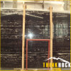 Black Marble Floor/Wall Slab for Decoration Material