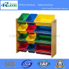 Toys Display Shelf for Children (RX-E6103)
