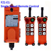 8 Points Wireless Crane Remote Control Hoist Industrial Radio Remote Control for Heavy Duty Truck