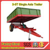 Two Tyres Tractor Trailer 4tons