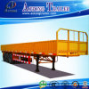 Step Wise Side Wall Open Flatbed Semi Trailer (LAT9401E)