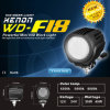 IP 68 Aluminum Xenon Work Lamp (WD-F18)