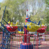New Amusement Kiddie Ride Swing Flying Boat