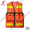 Fashionable Safety Vest, Bright Color for Fishing (QF-6604)