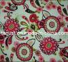 Cotton Nylon Spandex Poplin Printed Fabrics Cns604