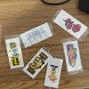 Custom Temporary Tattoo for Kids, Custom Tattoo Sticker