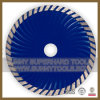 Diamond Turbo Wave Rim Saw Blade, Granite Turbo Cutting Blade