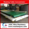 Ta Ore Concentration Table, 6s Shaking Table for Tantalum Niobium Beneficiation Plant