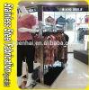 Keenhai Custom-Made Stainless Steel Metal Hanging Clothes Display Rack