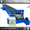 Yq Yxookm48-200-600 Type Deck Roll Forming Machine