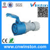 Wst-510 3pin 16A High-End Type Waterproof Industrial Connector with