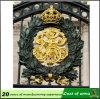 Custom Design Gold Metal Emblem for Outdoor