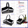 White and Black Match Basket (6184R1)