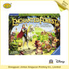 Enchanted Forest Paper Printing Board Game /Intelligence Toy