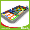 Children Trampoline Land Park with Professional Trampoline & Basketball Hoop