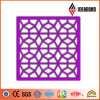Ideabond CNC Caving Designs on Aluminium Composite Panel Hot Sale in Construction Companies From China Supplier
