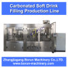 Automatic Plastic Pet Bottle Mineral Pure Water / Hot Juice / Carbonated CSD CO2 Soft Drinks / ...