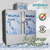 Customized Logo Outdoor Ice Storage Freezer (DC-650)