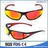 Fashion Brand Plastic Injection Polarized Unisex for Sports Sunglass