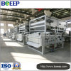 Belt Dehydrator in Municipal/Industrial Sludge Dewatering Project