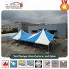 White High Peak Tents Wind Resistant, Custom Party Dome Tent