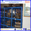 Industry & Factory Warehouse Storage Metallic Drawer Racking / Mould Rack