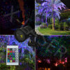 Dynamic Outdoor Laser Lights Without Remote Control RGB Outdoor Garden Laser Light for Christmas and Indoor Decoration