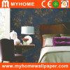 Beautiful Decorative Wall Paper with Diamond Accessory