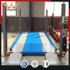Ce Certification Two Levels 4 Post Car Stacker Hydraulic Lift