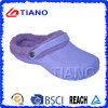 High Quality EVA Clogs with Honeycomb Shape for Lady (TNK40010)