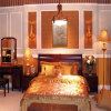 Copper Al-Mg Carving Painting Living Room Hotel Wall Art