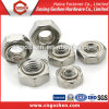 DIN929 Stainless Steel Hex Weld Nuts M3-16
