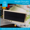 8000mAh Best Quality Universal Portable Panel Power Bank Solar Charger with LED Light