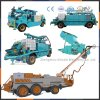 Folding-Telescopic Arm Concrete Pump Low Price Selling
