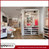 Modern Lingerie Shop Interior Design with Fashion Display Showcases