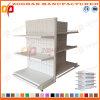Factory Customized Supermarket Perforated Back Gondola Display Shelving (Zhs299)