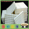 Isoflex White Wave Shape High Density Acoustic Foam Rubber